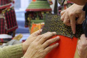手作り甲冑制作